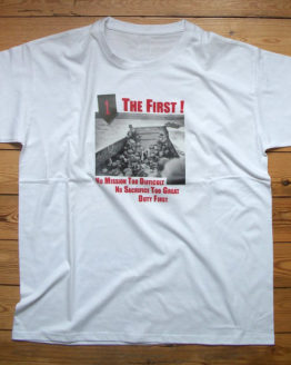 the first t shirt