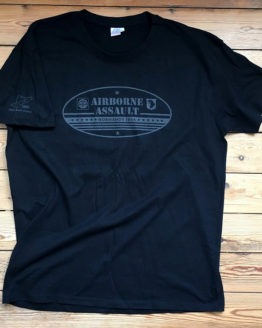 airborne assault t shirt