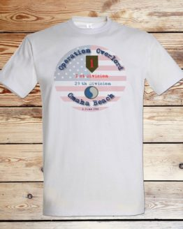 omaha beach t shirt