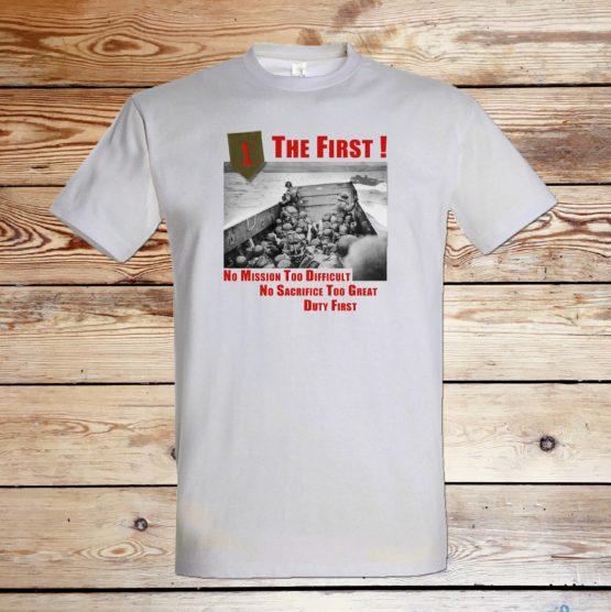 the first t shirt