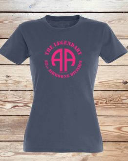82nd airborne t shirt women